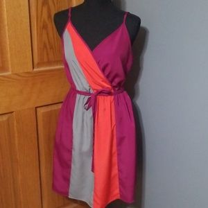 Mossimo Color Block Dress